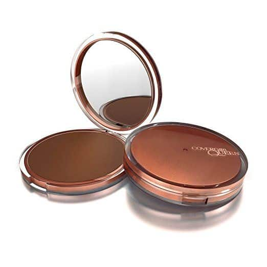 Best Bronzer for Dark Skin - Queen Collection Natural Hue Mineral Bronzer by Covergirl
