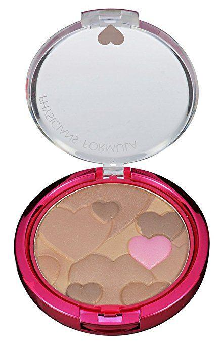 Best Bronzers for Every Skin Tone - Happy Booster Glow & Mood Boosting Powder by Physicians Formula