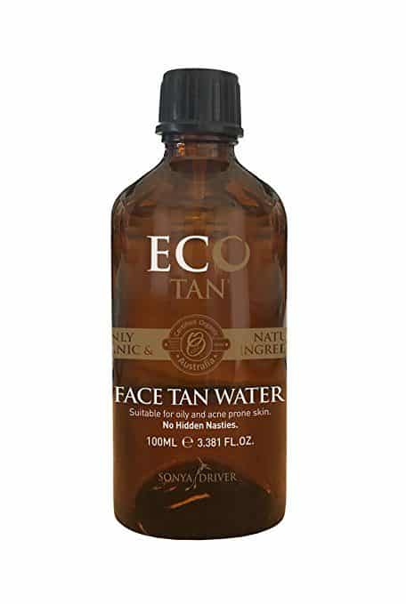Best Bronzers for Every Skin Tone - Face Tan Water by Eco Tan