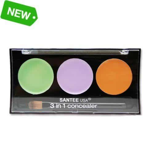 Best Color Correcting Concealer - Colourfix 3 in 1 Concealer by Santee