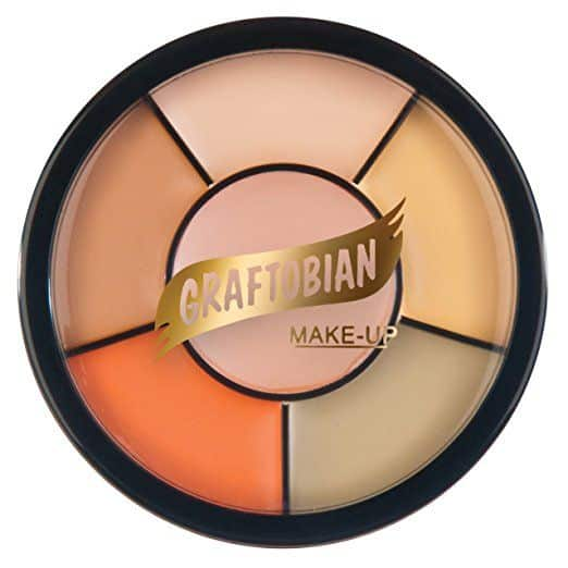 Best Color Correcting Concealer - Corrector/Neutralizer Wheel by Graftobian