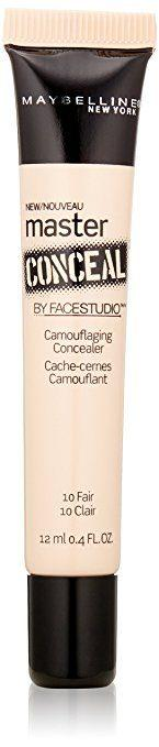 Best Color Correcting Concealer - Face Studio Master Conceal by Maybelline