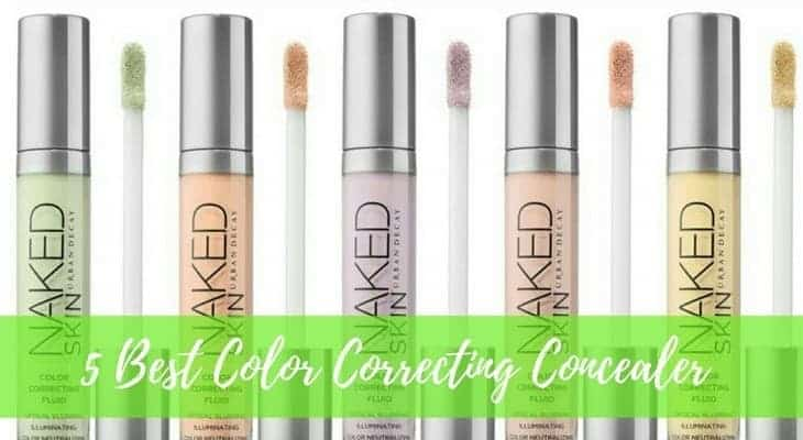 The Best Color Correcting Concealer – 2021 Reviews And Top Picks