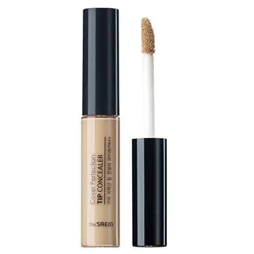 Best Korean Concealer - Cover Perfection Tip Concealer by the SAEM