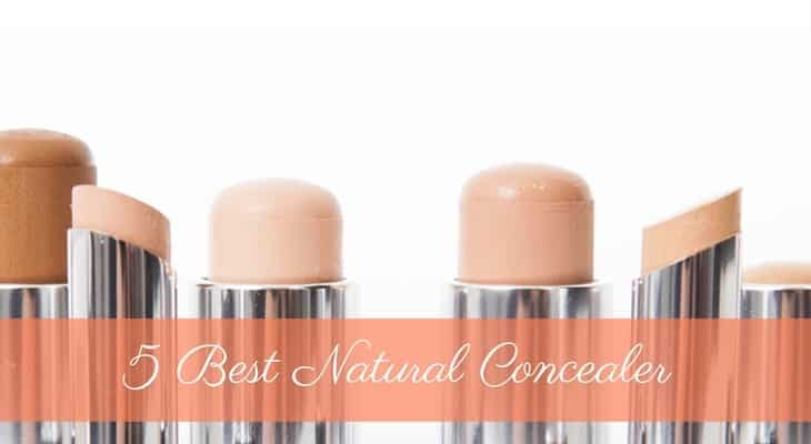 The Best Natural Concealer – 2021 Reviews And Top Picks