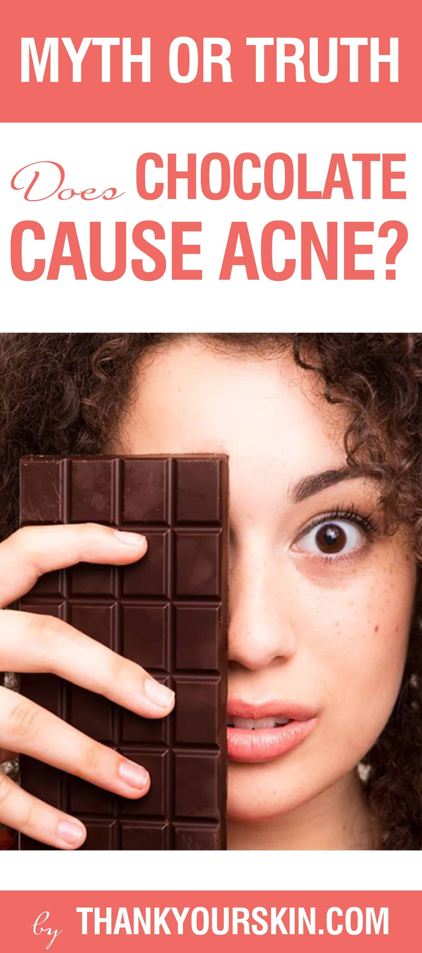 Myth or Truth: Does Chocolate Cause Acne?