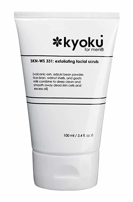 Best Blackhead Scrub -Exfoliating Facial Scrub by Kyoku for Men