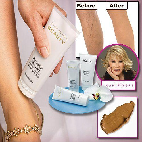 Best Concealer for Bruises - The Right to Bear Legs by Joan Rivers Beauty
