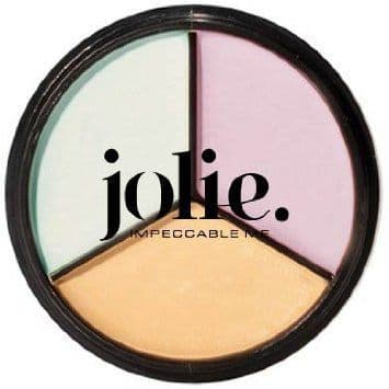 Best Concealer for Bruises - Pro-Palette Correct & Conceal Concealer Neutralizer Wheel by Jolie