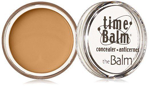 Best Concealer for Fine Lines and Wrinkles - timeBalm Concealer by theBalm