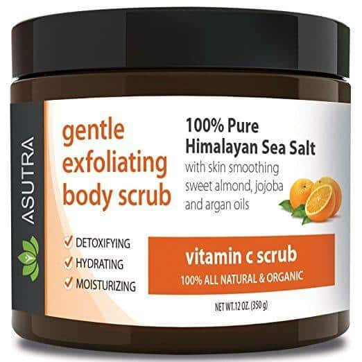 Best Sea Salt Scrub -Vitamin C Scrub by Asutra