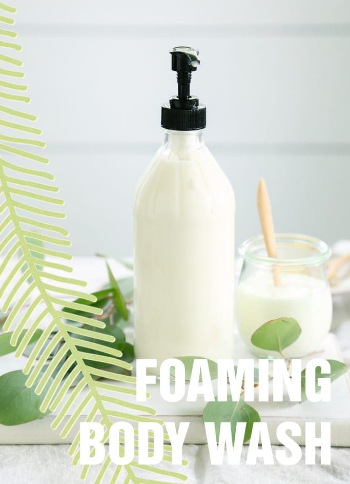 Foaming Body Wash