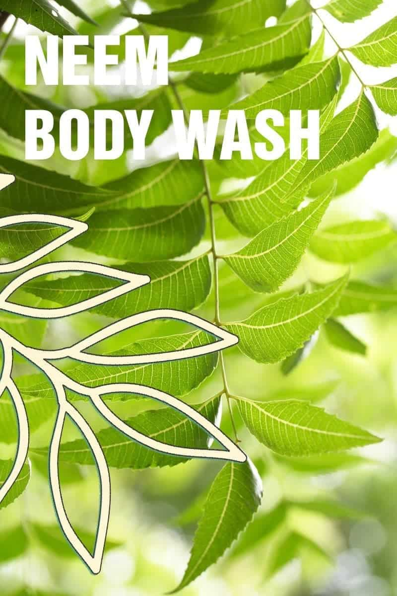 Neem Body Wash