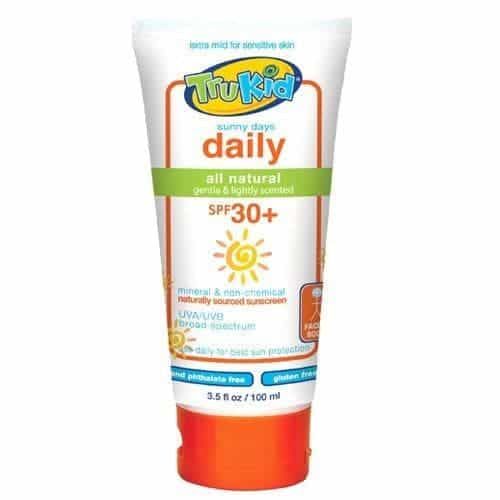 TruKid Sunny Days Daily SPF 30 Plus