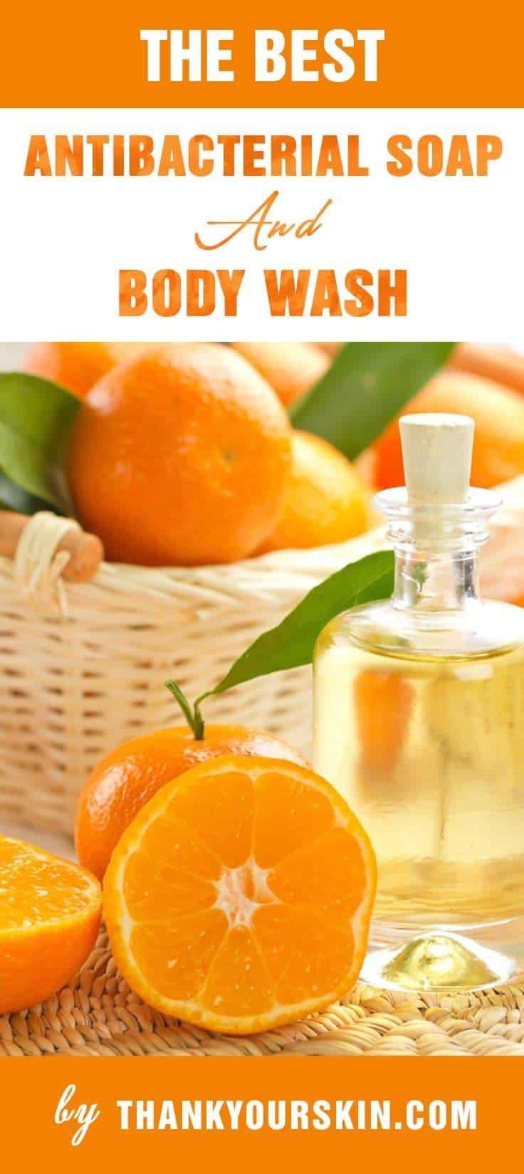 Best Natural Antibacterial Body Wash