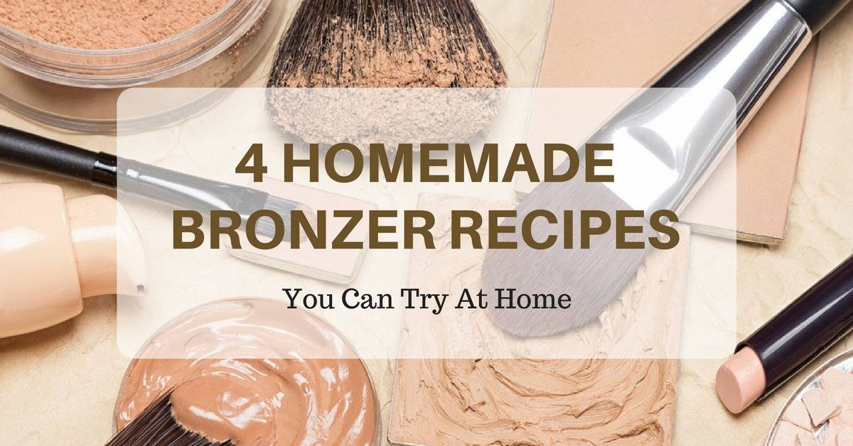 4 Homemade Bronzer Recipes You Can Try At Home