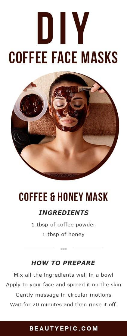 Can't get enough of coffee? Try these coffee face mask recipes and upgrade your pamper routine.