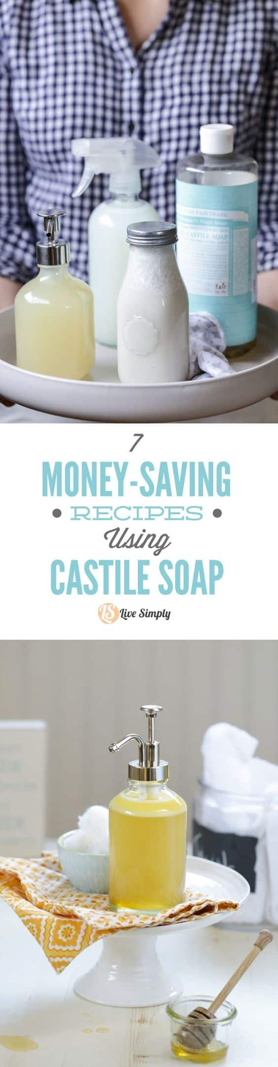 Find out how you can easily create your own soap at home. Note: They make great gifts, too!
