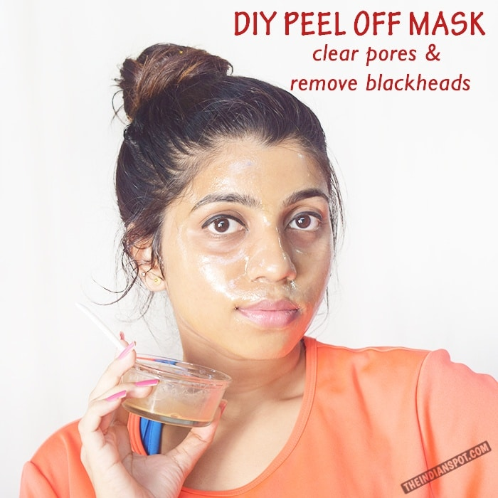 Forget the expensive peel-off masks and try this DIY recipe with milk and gelatin instead. It's cheap, effective and easy to make. Seriously, what more are you looking for?