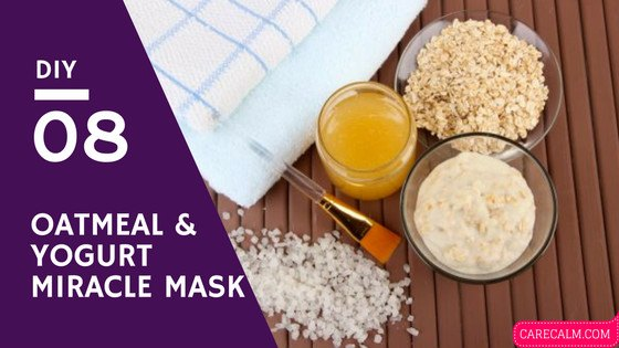 Yogurt and oatmeal don't just make a tasty treat. Together, these two can also do wonders for your blackhead-prone skin. Check out this super simple homemade face mask and see why it's so good.