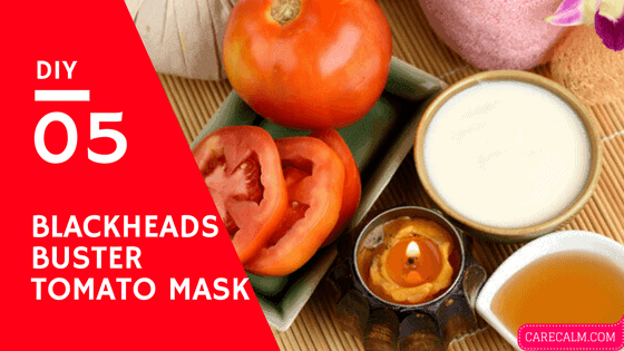 With what tomatoes can do, this DIY face mask makes a great solution to blackheads, oily skin and even acne. Try it out today and find out why so many people are super in love with this mask.
