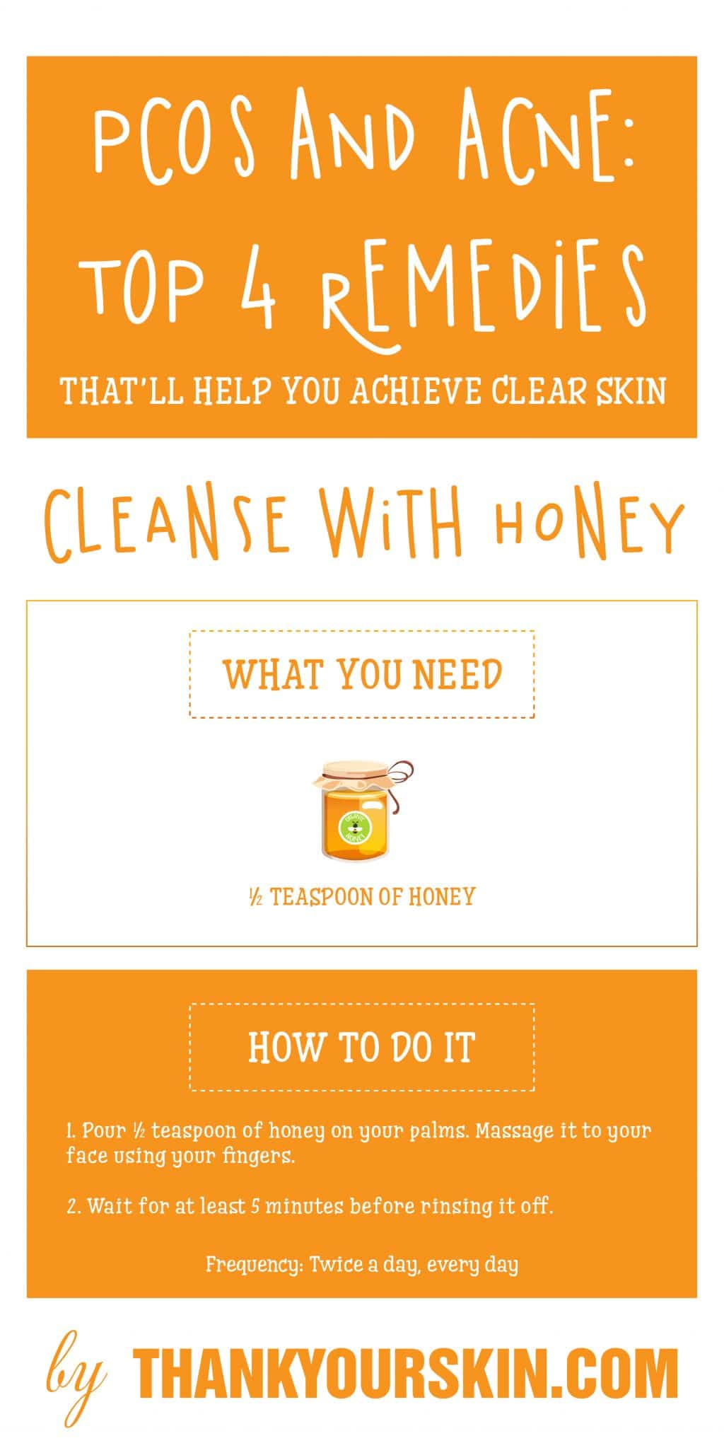 PCOS And Acne: Top 4 Remedies That'll Help You Achieve Clear