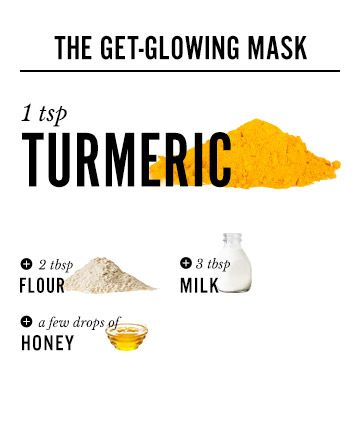 This DIY turmeric face mask is great for restoring the radiance of your skin. Its ingredients are milk, flour and turmeric powder for glowing skin without spending on expensive facials.