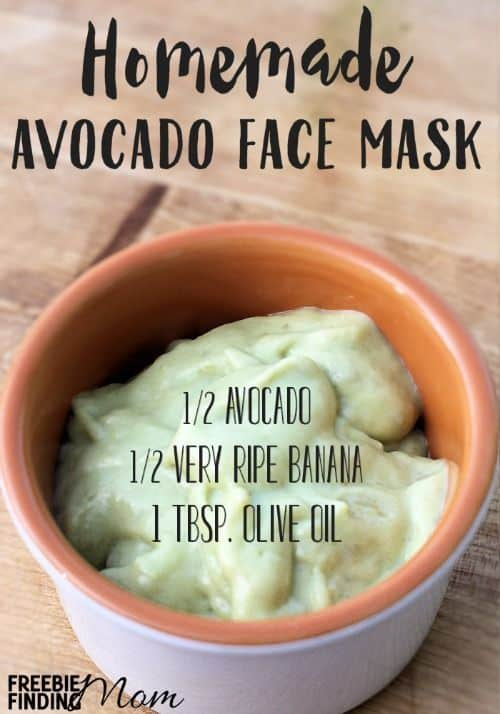 Fruits are good for the skin when applied topically and this DIY face mask for dry skin proves exactly just that. It has avocados and bananas as well as some olive oil for a moisture boost.