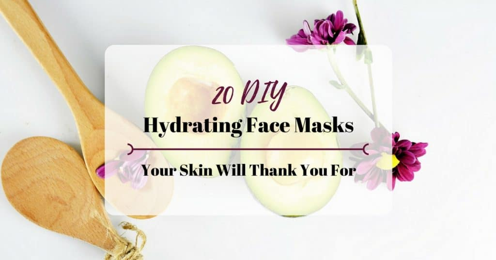 20 diy hydrating face masks your skin will thank you for solutioingenieria Choice Image