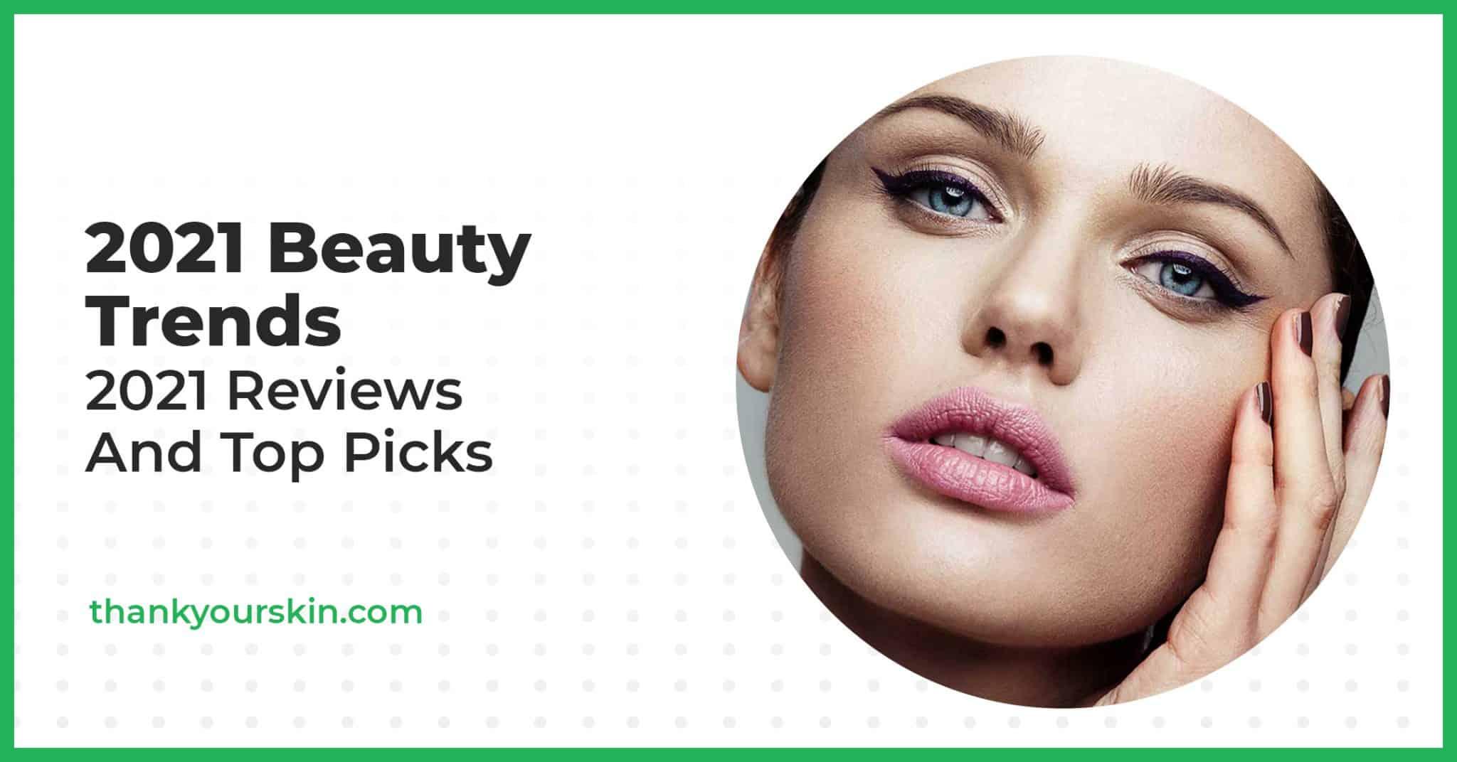 2021 beauty trends