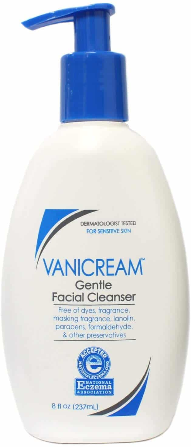 The Best Face Wash For Sensitive Skin – 2021 Reviews and Top Picks
