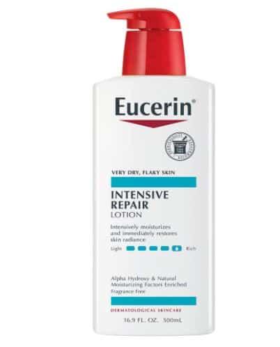 Eucerin Lotion, Intensive Repair